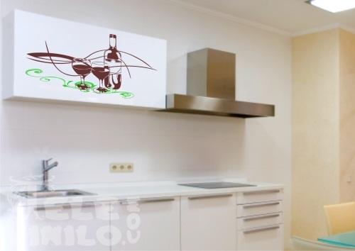 Beaufiful pegatinas para cocinas images cocinas comprar - Muebles por internet espana ...