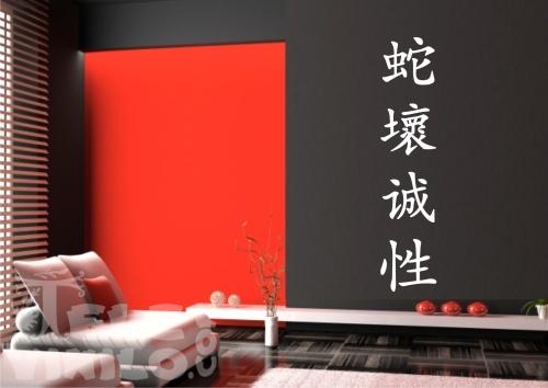 Vinilos decorativos original letras chinas comprar en for Vinilos decorativos letras