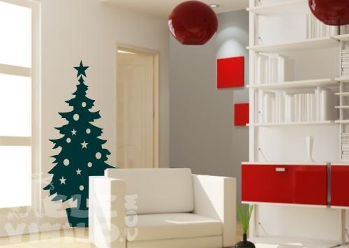 Vinilos decorativos rbol de navidad comprar en tienda - Decorativos para navidad ...