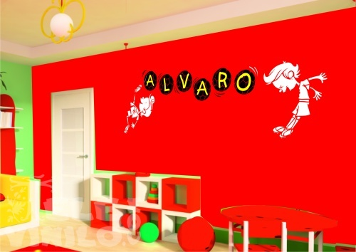 Vinilos decorativos infantiles balones de f tbol con for Vinilos infantiles precios