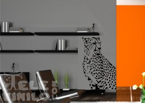 Vinilos decorativos adhesivos originales leopardo o tigre for Vinilos decorativos originales