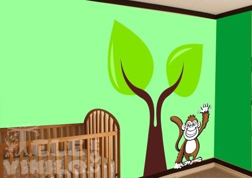 Vinilos Decorativos Adhesivos Rboles Infantiles Comprar