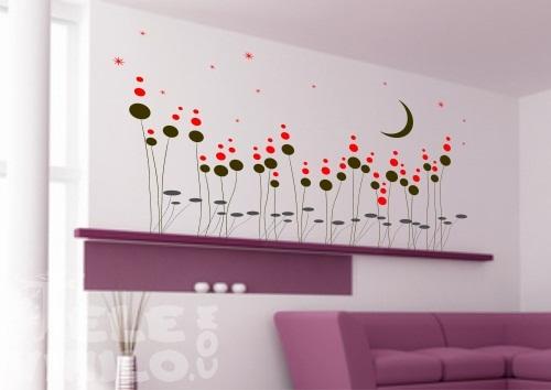 Vinilos decorativos adhesivos ornamentales reflejos for Vinilos por internet
