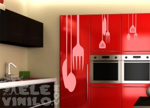 Vinilos decorativos adhesivos cocinas comprar en tienda for Vinilos para banos y cocinas