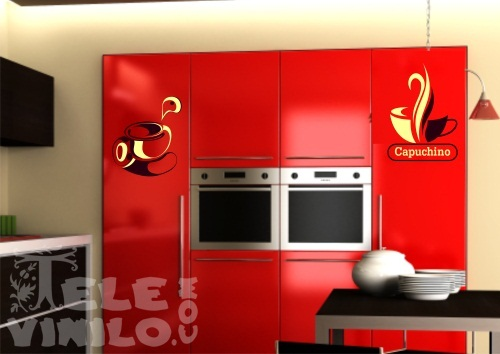 Vinilos decorativos adhesivos cocinas comprar en tienda for Simulador cocinas online