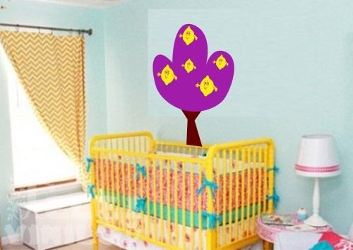 Vinilos decorativos adhesivos rboles infantiles comprar for Adhesivos decorativos infantiles