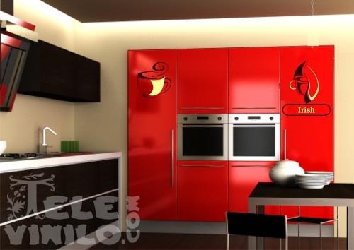 Decoracion mueble sofa vinilos para banos y cocinas - Cocinas y banos decoracion ...