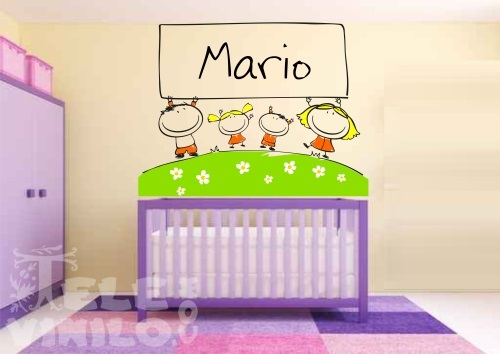Vinilos adhesivos decorativos infantiles comprar en for Adhesivos decorativos infantiles