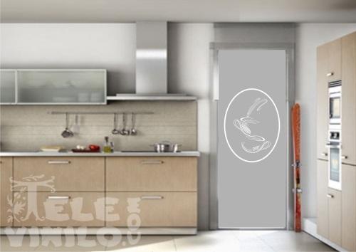 Vinilos decorativos adhesivos puertas y ventanas cristal - Vinilos para cristales de cocina ...