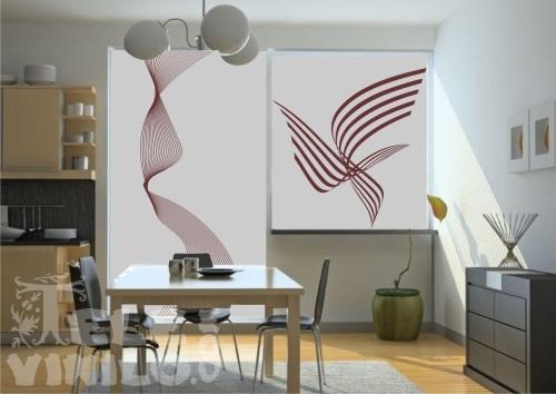 Vinilos decorativos para puertas y ventanas cristal for Adhesivos para cristales