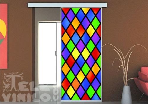 Vinilos decorativos para puertas y ventanas cristal for Vinilos por internet