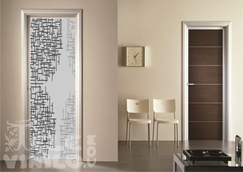 Vinilos decorativos para puertas y ventanas cristal - Vinilos decorativos cristal ...
